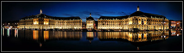 Place de la Bourse  •  Bordeaux  •  Gironde