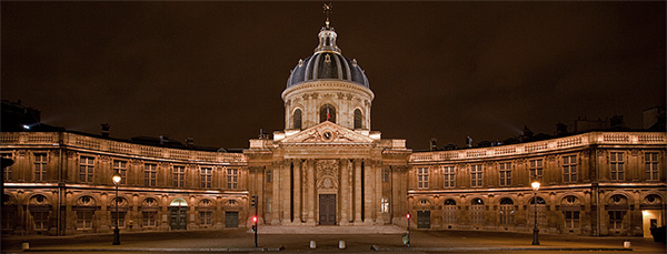 Institut de France  •  Paris 6ème