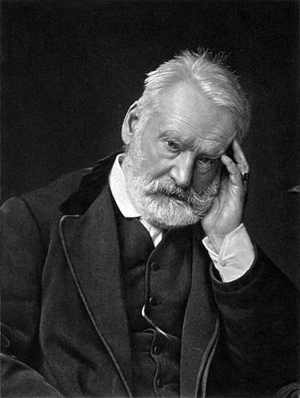 Victor Hugo (photo environ 1875)